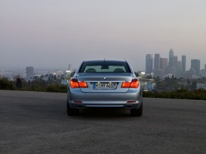 BMW Seria 7 ActiveHybrid