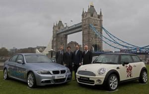 BMW Group susţine Jocurile Olimpice de la Londra 2012