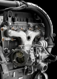 detaliu Volvo 2.0GTDI