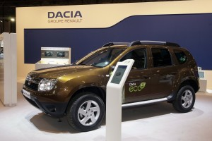 Duster - eco2