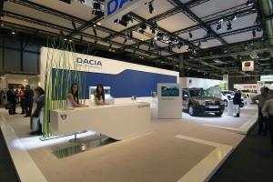 Stand Dacia - Salon Madrid