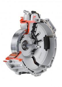 Motor Generator Bosch