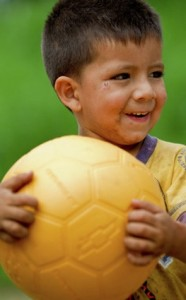 Project One World Futbol